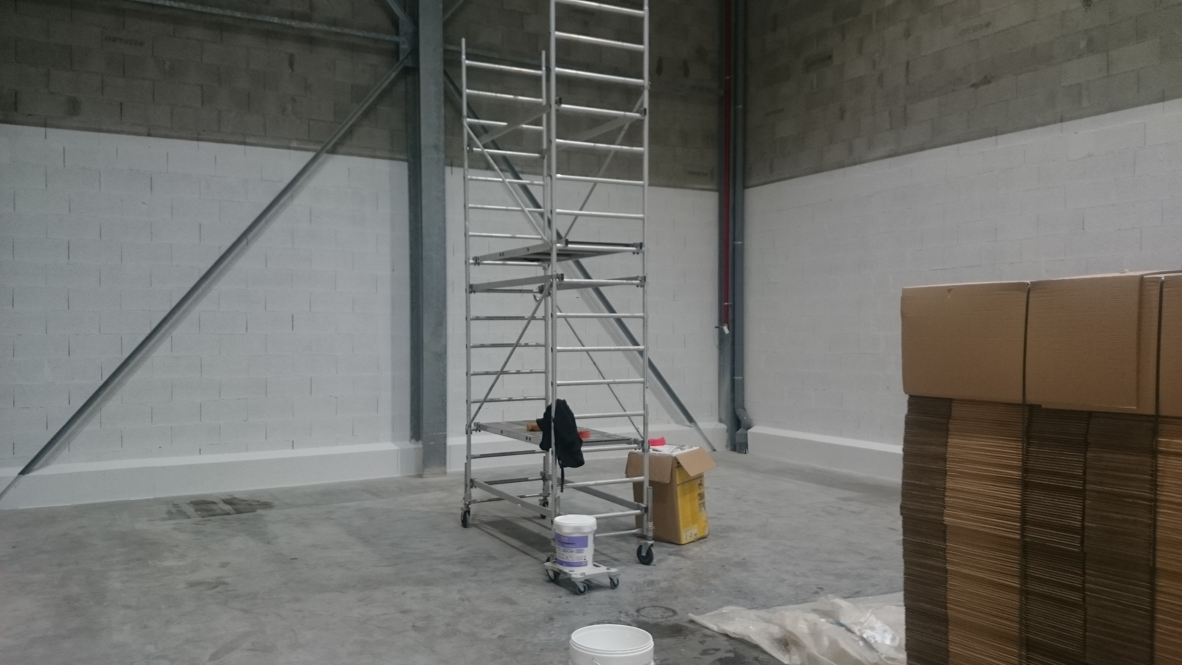 peinture-airless-sur murs-aglo